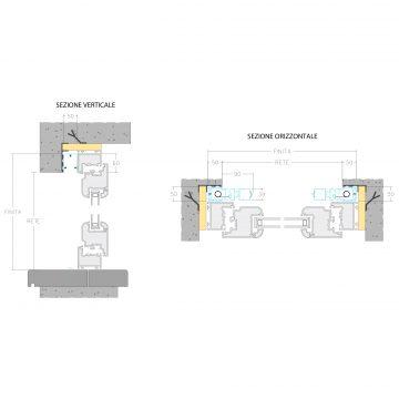 Incasso Ottika Duplex 50