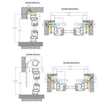Incasso Ottika Duplex Top Line