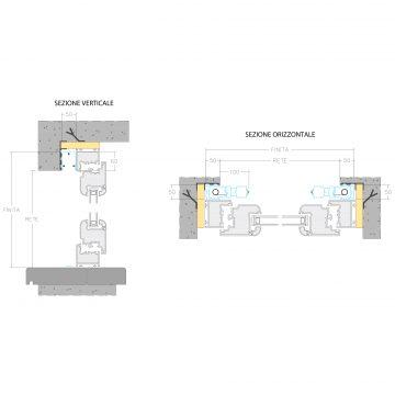 Incasso Unika Duplex 50